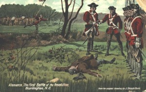 Battle_of_Alamance_Postcard