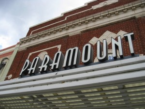 Paramount-theatre-sign