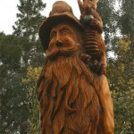 2012 AZ Ren Fest - wizard carving