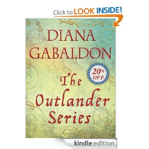 Dianagabaldon blog theyre offering all seven of the extant outlander novels as e books in a 7 book bundle for 4999 which is pretty good i think fandeluxe Choice Image