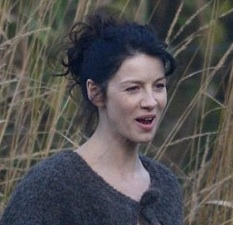 Balfe as Claire