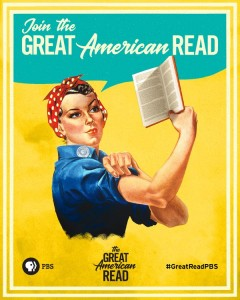 Rosie The Riveter and the Great American Read